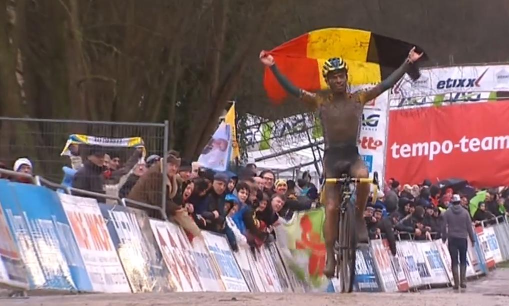Eli Iserbyt champion de Belgique 2015
