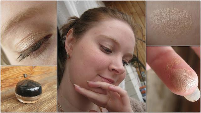 Моно-тени для век Hydro-Powder Eye Shadow (оттенок H9 Сверкающий песок) от Shiseido фото 2