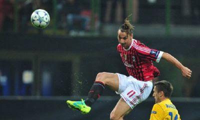 Milan Bate Borisov 2-0 highlights sky