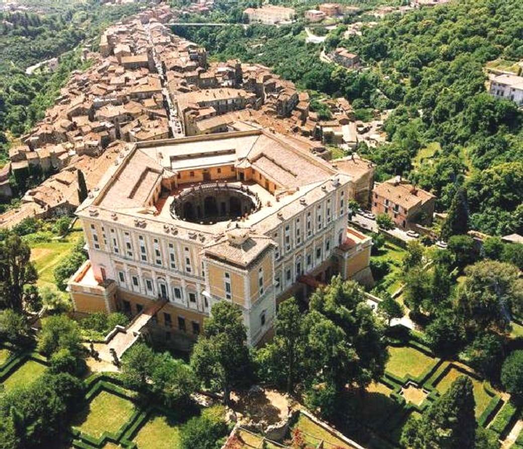 Di qua e di la giacomo barozzi detto il vignola - Architetto palazzo congressi roma ...