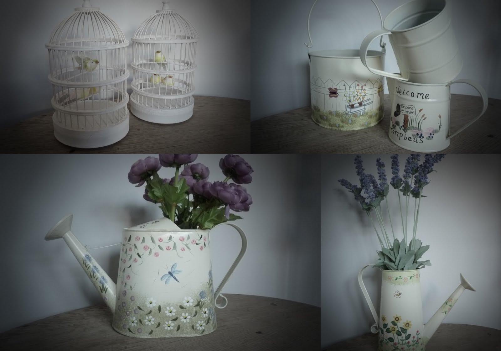 De todo un mucho adornos lindos for Jardines vintage