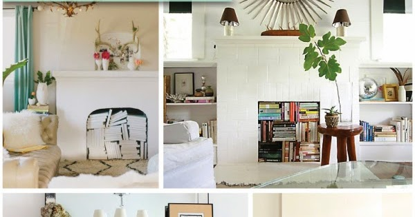 Wouldn't it be Lovely: Fireplace Fillers