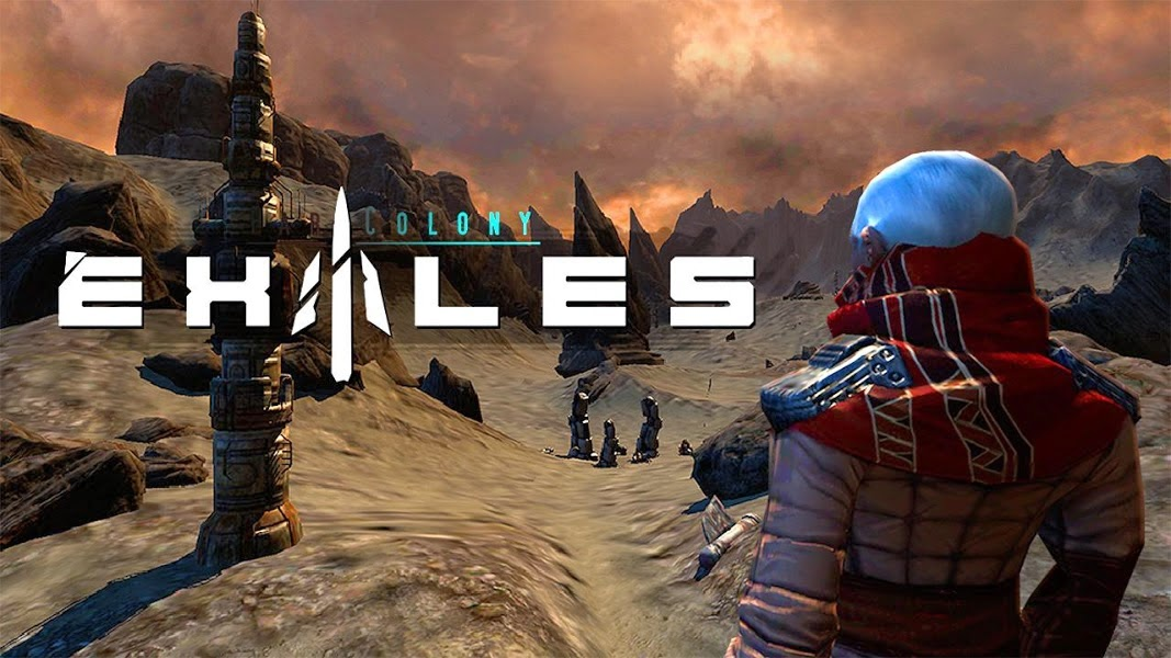 EXILES Far Colony Gameplay IOS / Android