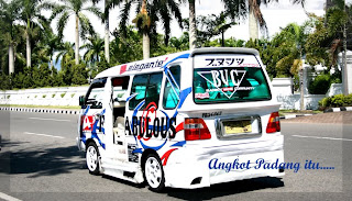 GAMBAR SUZUKI CARRY MODIFIKASI