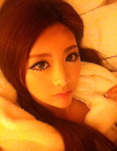 The princess  Qri_twitter2
