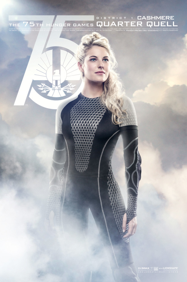 Hunger Games: C... The Hunger Games Wiress
