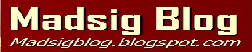 Madsig blog