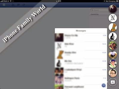 FB Unlimited Chat Heads 0.0.2-3 - iphone family world | iphone family