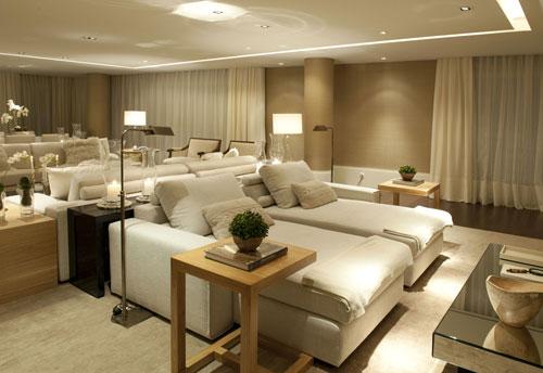 Baccari interior design chaise longue for Chaise longue interiores