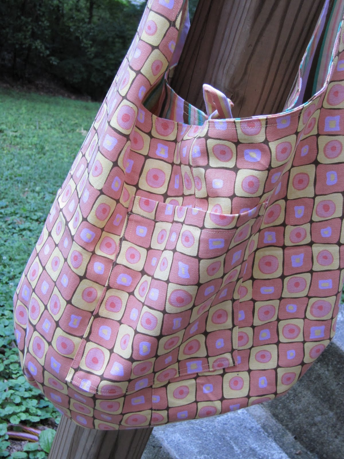 Boho Shoulder Bag Pattern 29