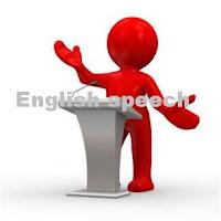 Contoh Pidato Bahasa Inggris dengan Artinya