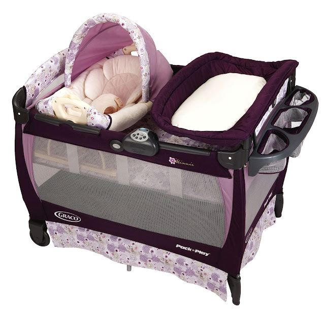 Bassinet Graco Pack N Play2