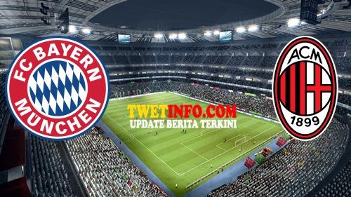Prediksi FC Bayern Munchen vs AC Milan Audi Cup 2015