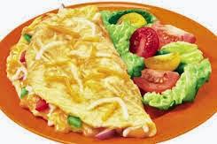 Resep Cara Membuat Omelet fantasi Yang Enak dan Lezat