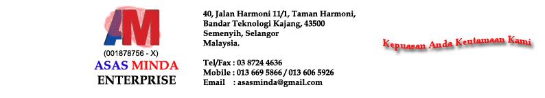 ASAS MINDA ENTERPRISE  (001878756-X)