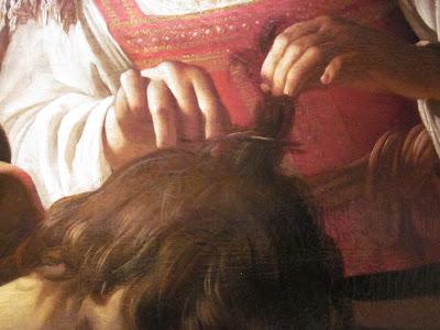 Gerrit van Honthorst Samson and Delilah