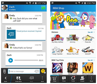 BBM + BBM2 Mod With Stickers Free v2.8.0.21