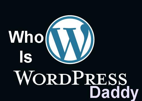 founder of wordpress