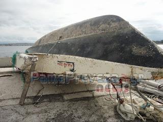 Θρίλερ με την ανεύρεση σκάφους στα ανοιχτά της Πρέβεζας - Αγνοείται ζευγάρι Βρετανών