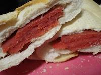 Lanche de Glutadela Frita (vegana)