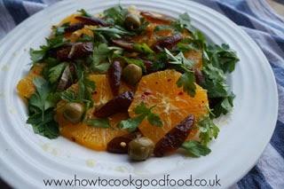 orange date salad