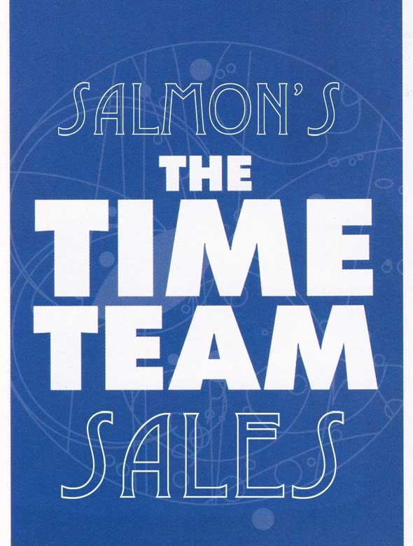 SALMON'S TIME SALES