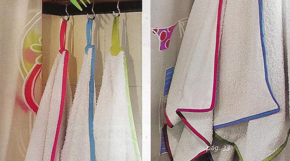Decorar Baño Toallas:Como decorar una toalla de baño ~ Solountipcom
