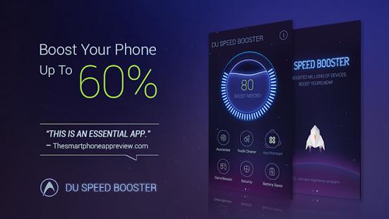 DU Speed Booster V2.3.0 APK: Download Aplikasi Pembersih File Sampah Android Terbaik dan Terbaru 2015