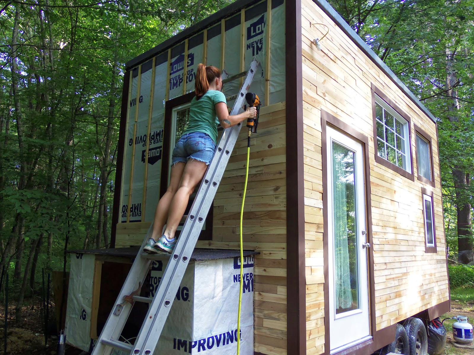 Another Tiny House Story What A Weekend