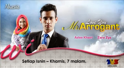 Tonton Love You Mr Arrogant Episode 12