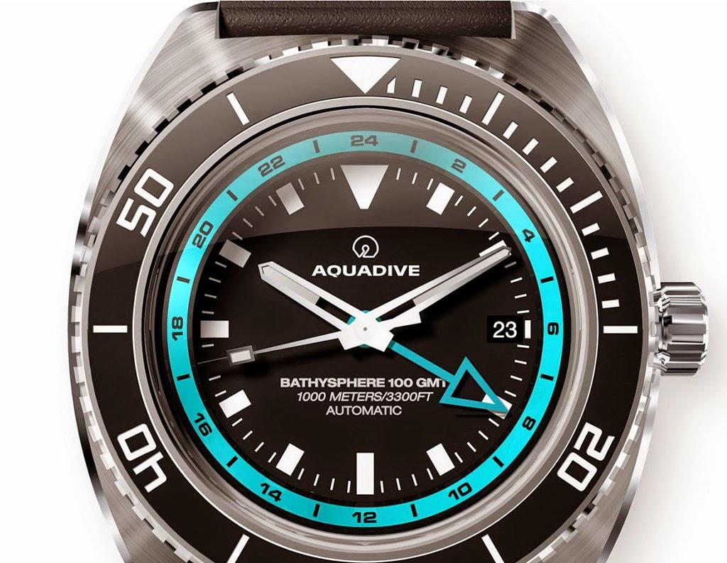 Aquadive - Bathysphere 100 GMT Turquoise Aquadive+Bathysphere+100+GMT+Turquoise+2