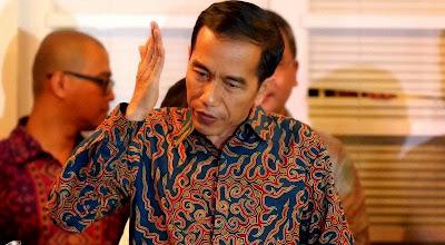 Daftar Gaji Presiden Republik Indonesia Jokowi
