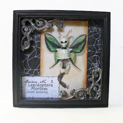 Lepidoptera Mortem