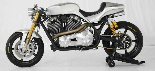 Darwin Motorcycles RLX American Muscle Bike