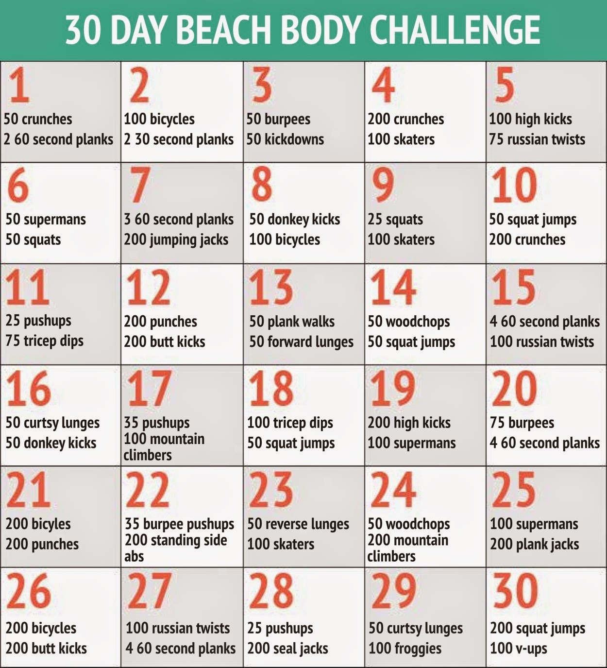 30 Day Jump Rope Challenge Results All things ansley: fitness