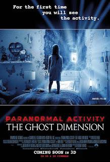 Paranormal Activity: Dimensión fantasma(Paranormal Activity: The Ghost Dimension)