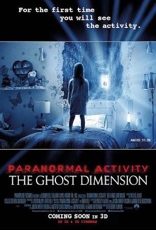 Paranormal Activity: Dimensión fantasma