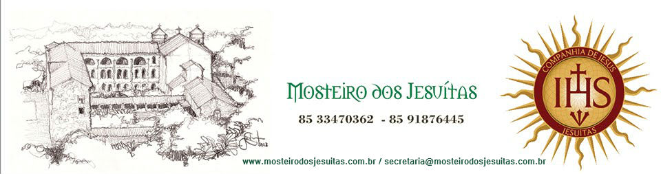 Mosteiro dos Jesuítas - Tel. (85) 3347-0362 / 91876445
