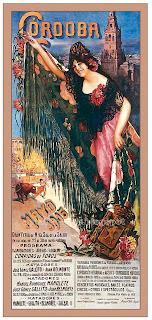 Córdoba - Cartel de Feria de 1915