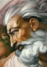 Dipinto di Michelangelo (Michelangelo Buonarroti, Il Giudizio Universale