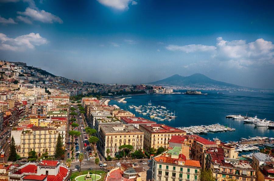 Погода в Неаполе