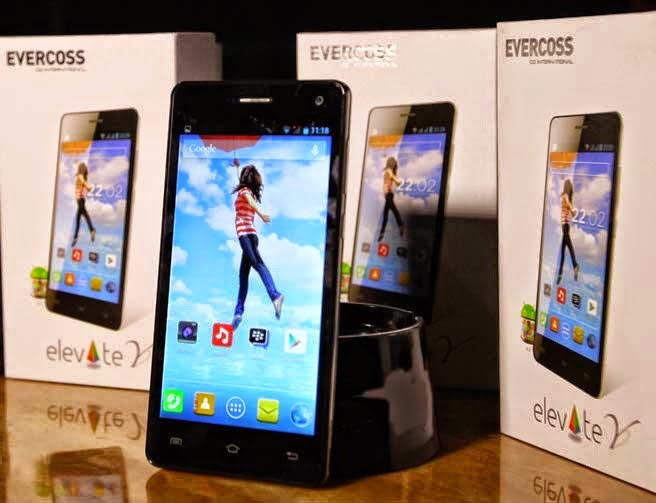 Harga Evercoss A66A Elevate Y