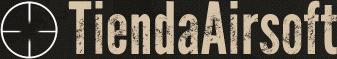 Imagen Logo Tienda Airsoft web posicionada