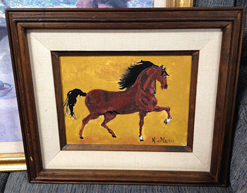 NowThisLife.com - Awesome Horse Painting
