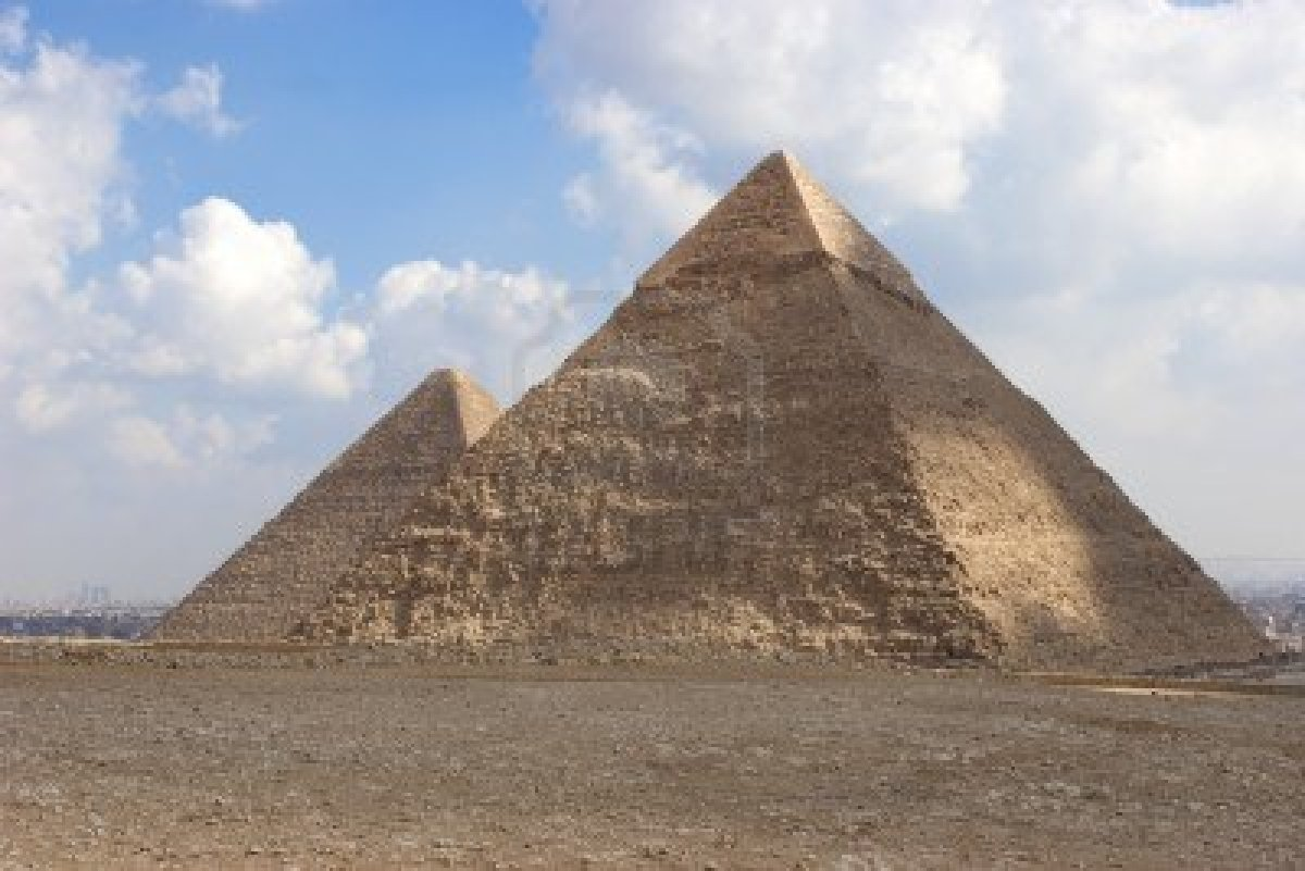 ancient egyptian pyramids names