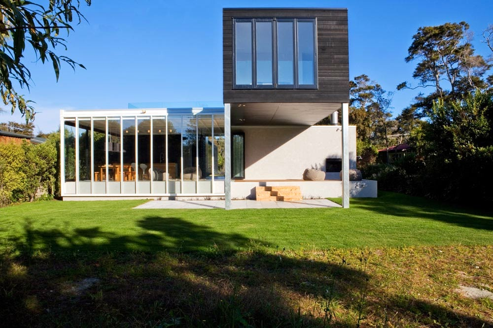 Rutherford house design by tim dorrington architects in for Rutherford house