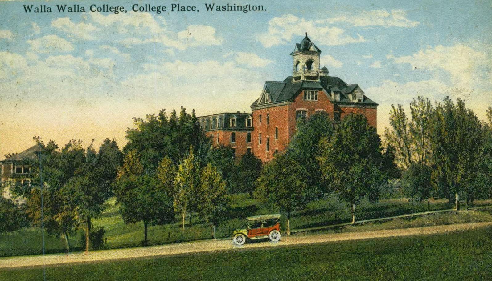 Walla walla, washington whitmans walla walla, washington campus doubles as an outdoor art museum