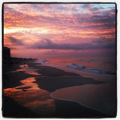 Sunrise Instagram