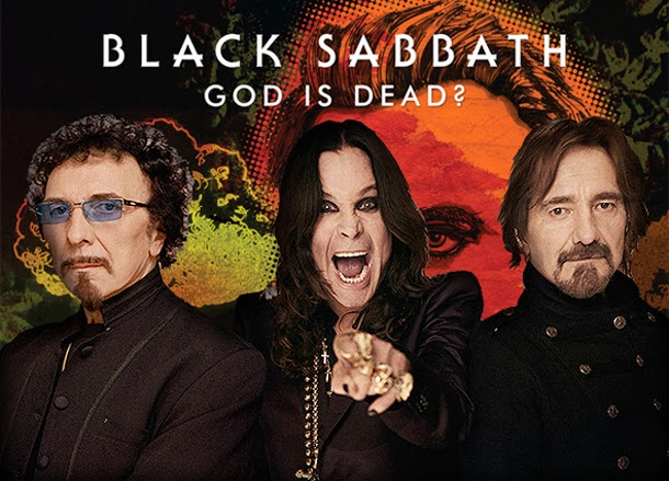 Black Sabbath God Is Dead