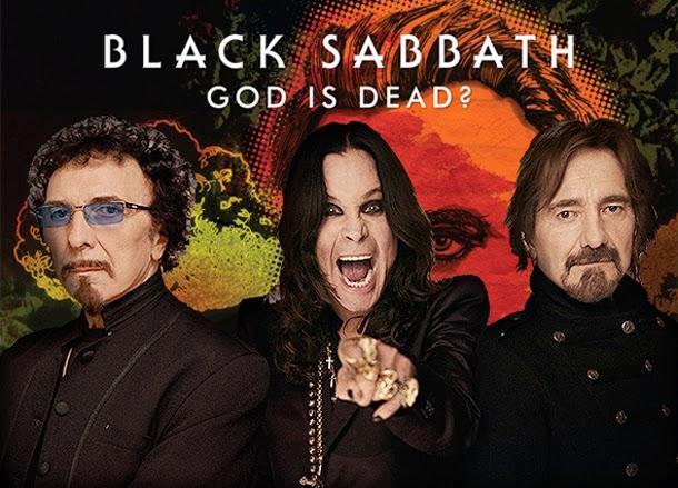 Black Sabbath God Is Dead